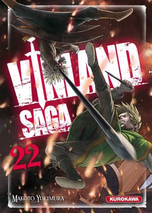 Vinland saga. Volume 22