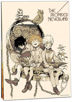 The promised Neverland : calendrier 2020