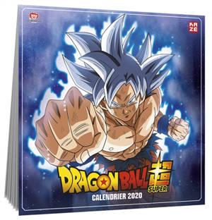 Dragon Ball Super : calendrier 2020