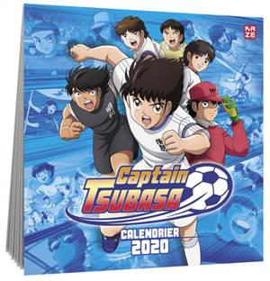 Captain Tsubasa : calendrier 2020