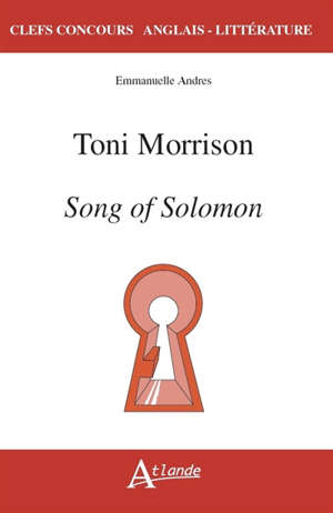 Toni Morrison, Song of Solomon
