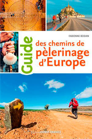 Guide des chemins de pélerinage d'Europe