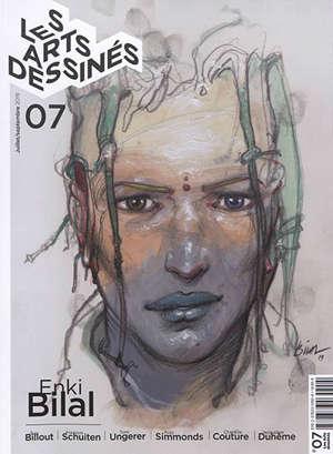 Les arts dessinés. n° 7