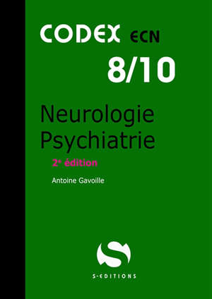 Neurologie, psychiatrie : ECN 2020