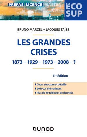 Les grandes crises : 1873-1929-1973-2008-?