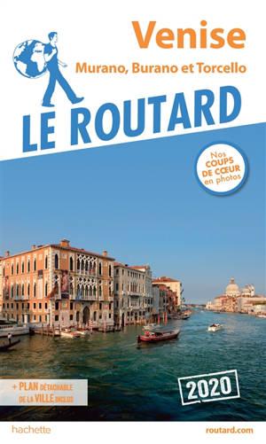 Venise : Murano, Burano et Torcello : 2020