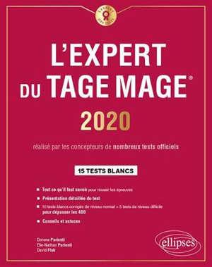 L'expert du Tage Mage : 2020