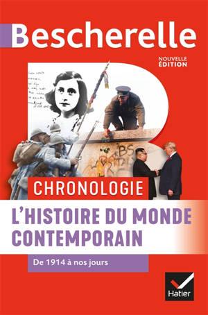 L'histoire du monde contemporain : de 1914 à nos jours