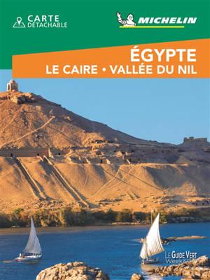 Egypte, Le Caire, la vallée du Nil