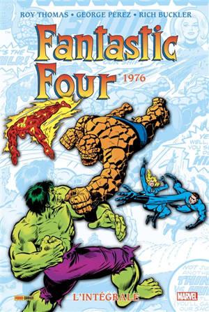Fantastic Four : l'intégrale, 1976