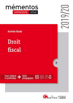 Droit fiscal : cours synthétique + outils pédagogiques