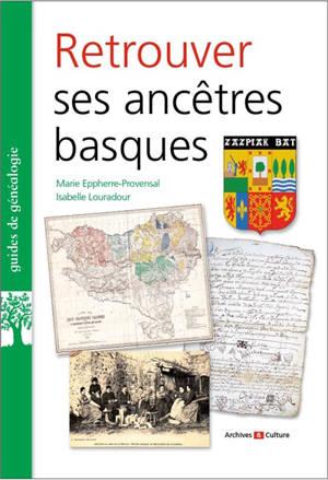 Retrouver ses ancêtres basques