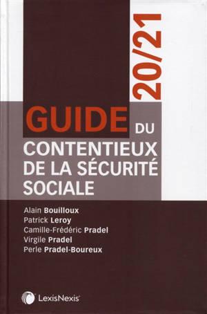 Guide du contentieux de la sécurité sociale