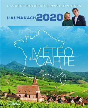 Météo à la carte : almanach 2020