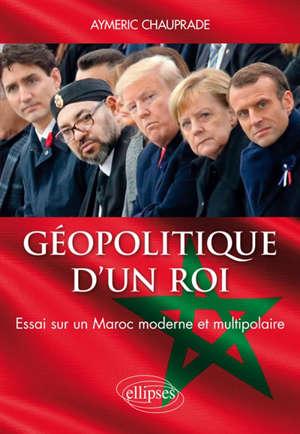 Géopolitique d'un roi : essai sur un Maroc moderne et multipolaire