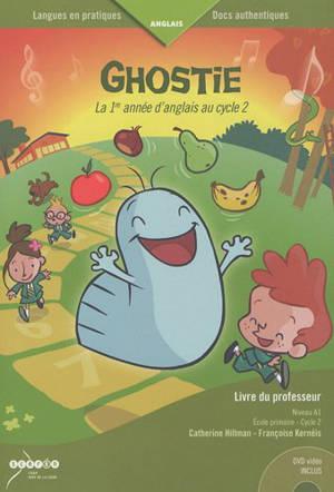 Ghostie : la 1re année d'anglais au cycle 2