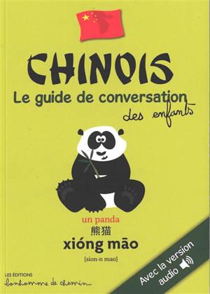 Chinois : le guide de conversation des enfants