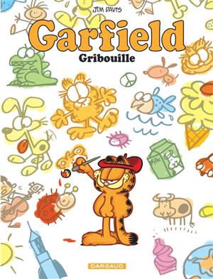 Garfield. Volume 69, Garfield gribouille