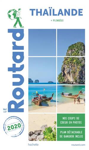Thaïlande : + plongées : 2020