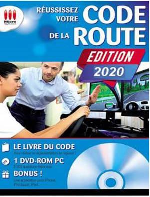 Réussissez votre code de la route : édition 2020