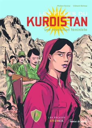 Les filles du Kurdistan : une révolution féministe