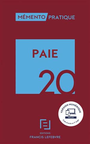 Paie 2020