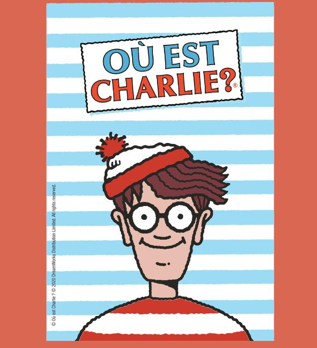 Cherche où est Charlie