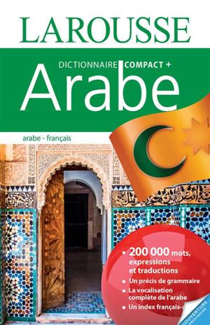 Dictionnaire compact plus arabe-français, français-arabe