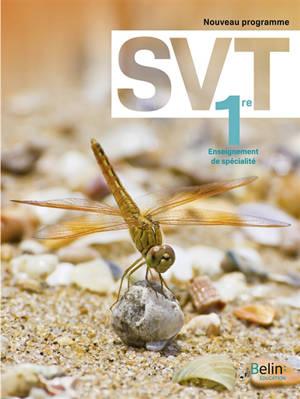 SVT 1re : enseignement de spécialité : nouveau programme