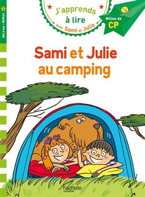 Sami et Julie au camping : milieu de CP, niveau 2