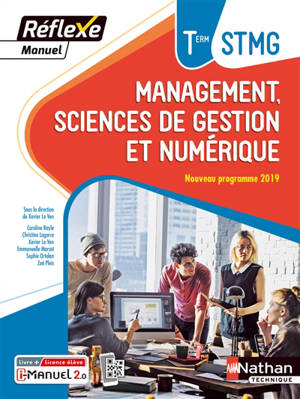 Management, sciences de gestion et numérique terminale STMG : nouveau programme 2019