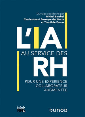 L'IA au service des RH : pour une expérience collaborateur augmentée