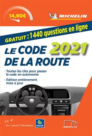 Le code de la route 2021 : toutes les clés pour passer le code en autonomie