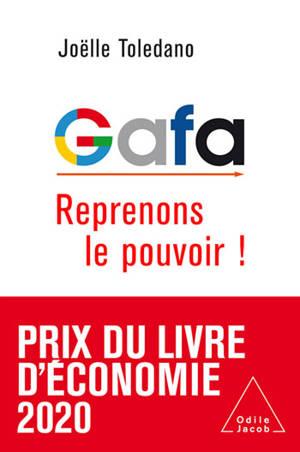 Gafa : reprenons le pouvoir !