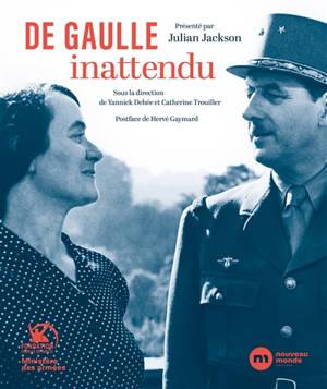 De Gaulle inattendu