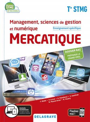 Management, sciences de gestion et numérique terminale STMG : mercatique, enseignement spécifique