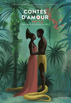 Contes d'amour : histoires du monde entier