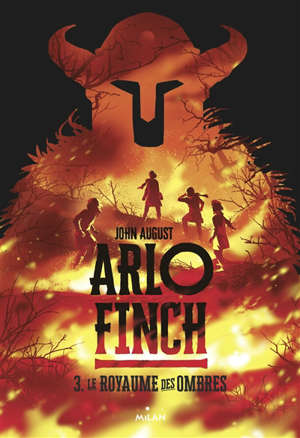 Arlo Finch. Volume 3, Le royaume des ombres