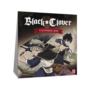 Black Clover : calendrier 2021