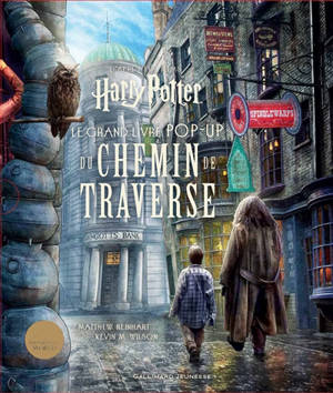Harry Potter : le grand livre pop-up du chemin de traverse