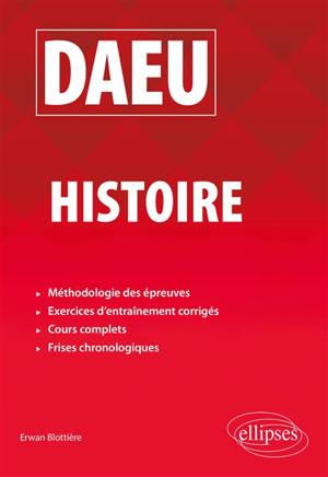 DAEU, histoire
