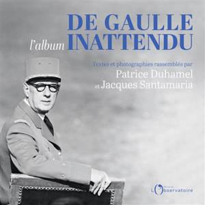 De Gaulle inattendu : l'album