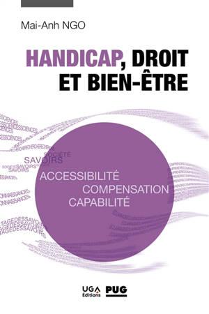 Handicap, droit et bien-être : inclusion, égalité, reconnaissance