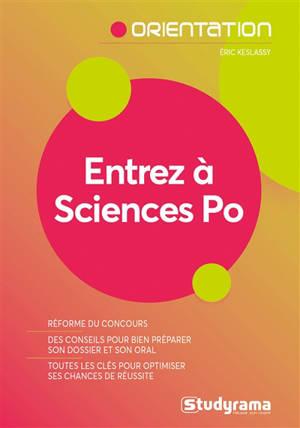 Entrez à Sciences Po avec Parcoursup