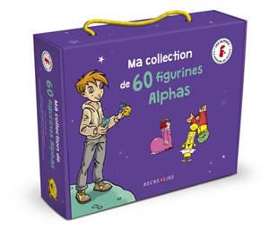 Les Alphas, Ma collection de 60 figurines alphas