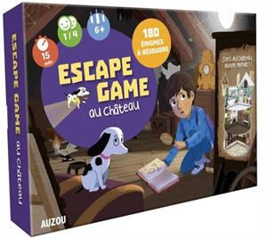Escape game au château