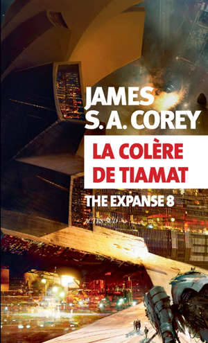 The expanse. Volume 8, La colère de Tiamat
