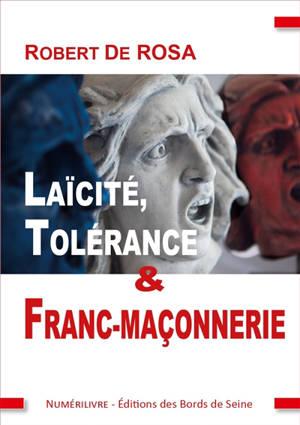 Laïcité, tolérance & franc-maçonnerie