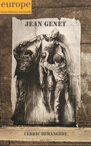 Europe. n° 1103, Jean Genet. Cédric Demangeot