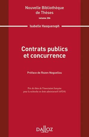 Contrats publics et concurrence